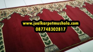 jual karpet masjid murah di cibitung utara