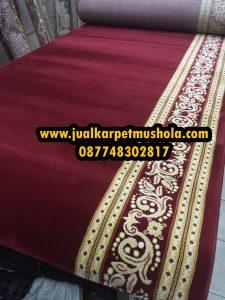 jual karpet masjid murah di cikampek pusat
