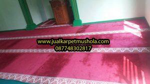 jual karpet masjid murah di cikarang pusat
