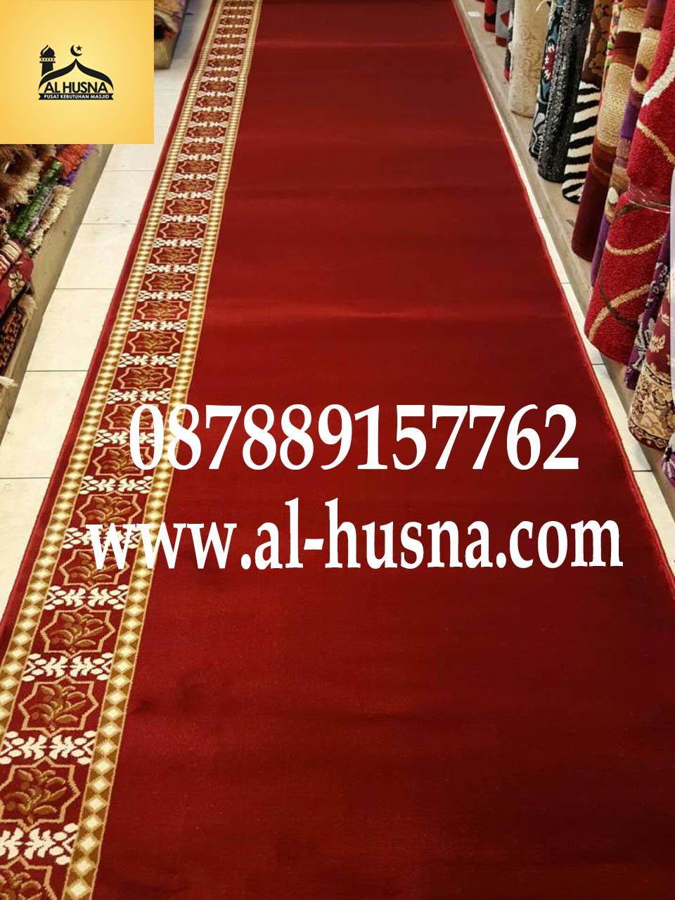 Karpet Masjid Turki Grade B - Al-Husna Pusat Kebutuhan Masjid