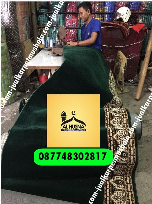 Pembuat karpet mushola dan Standar Kebersihan Yang Bikin Awet