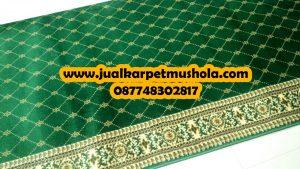 jual karpet masjid turki roll murah di tambun utara