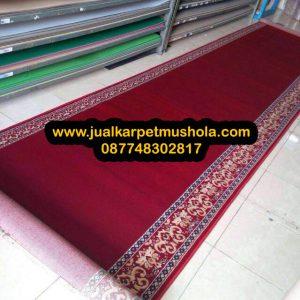 jual karpet masjid turki roll bekasi barat terbaru