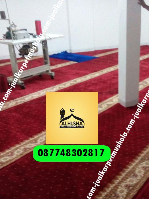 Daftar Harga Karpet Masjid Di Setiajaya