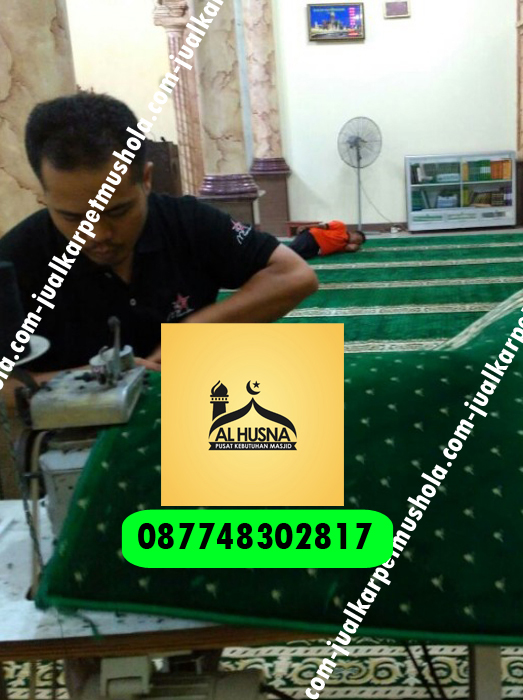 Daftar Harga Karpet Masjid Di Muara Bakti