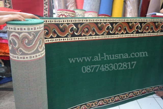 Grosir tempat jual karpet masjid murah di Cibeel cikarang barat-