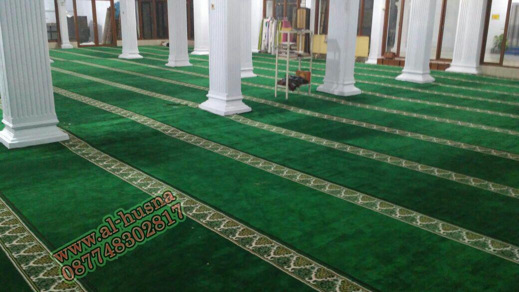jual karpet masjid per roll di Kalijaya cikarang barat