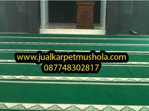 Jual Karpet Masjid Roll Bandung Timur Jawa Barat-