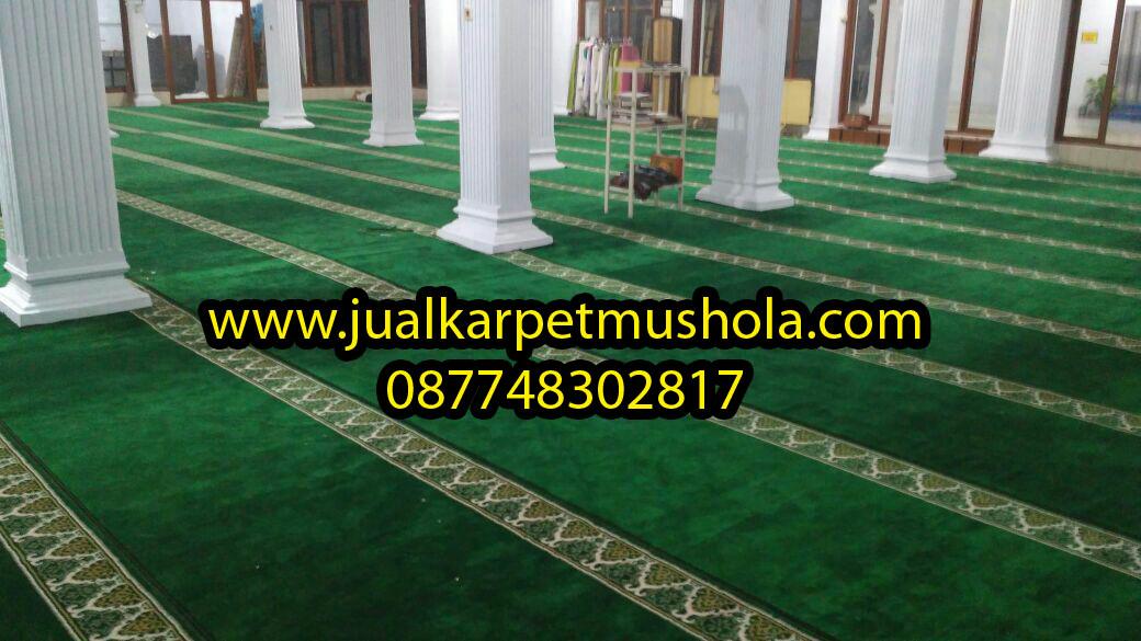 Jual Karpet Sajadah Majid Roll di Bogor Barat