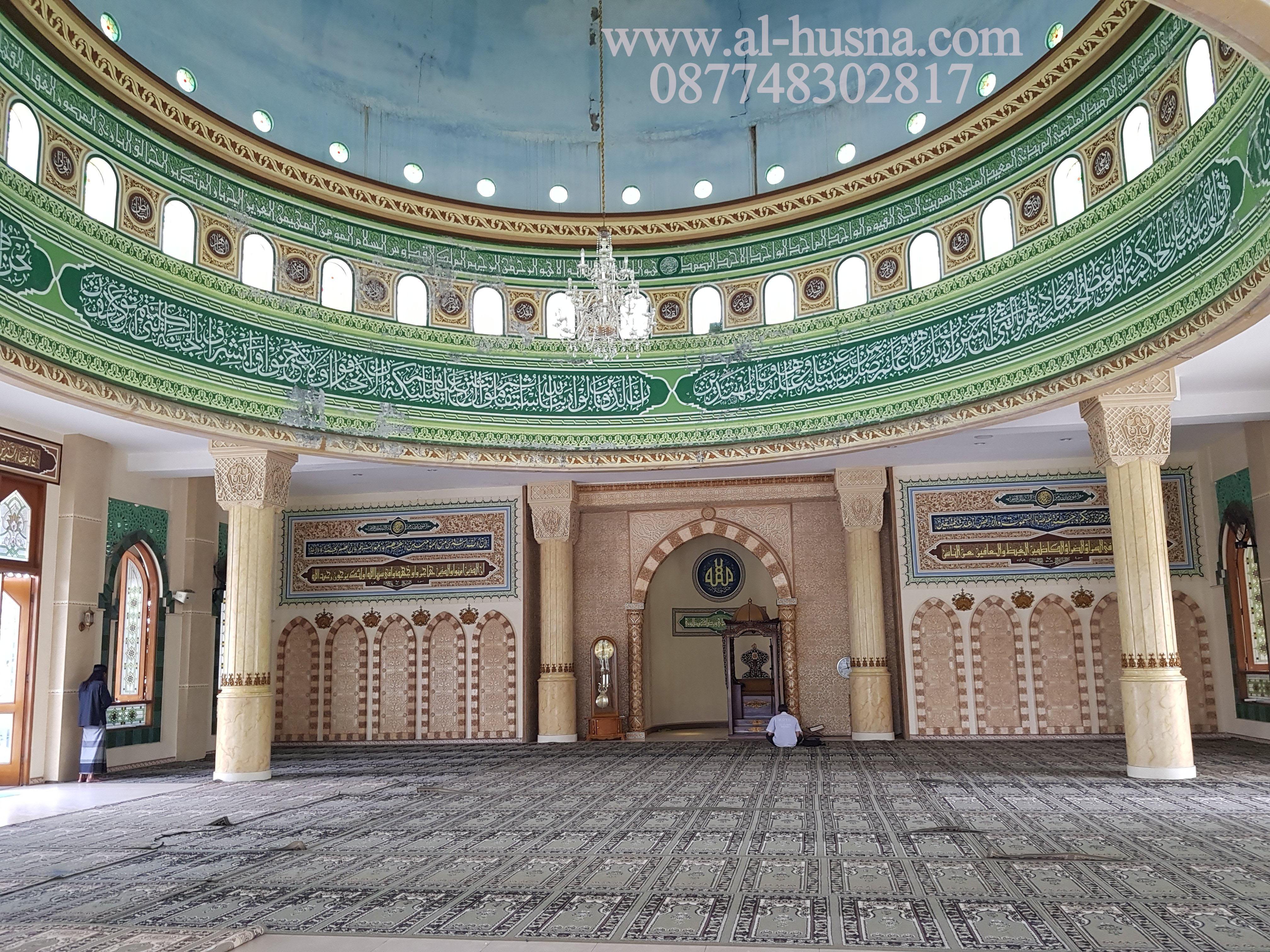 Daftar Harga Karpet Masjid Di Karangraharja