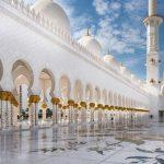 Ukuran Karpet Terbesar di Dunia : Masjid Agung Sheikh Zayed
