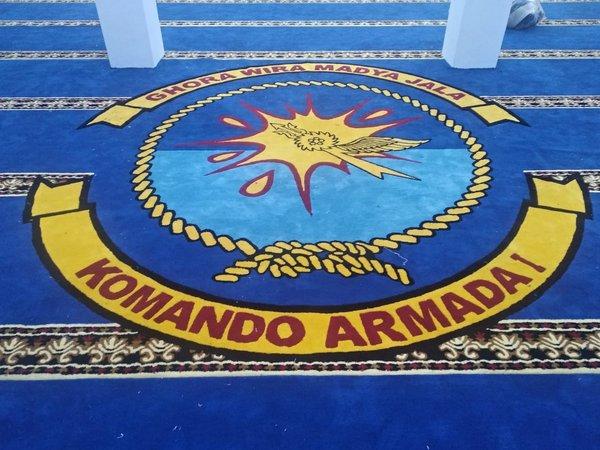 Karpet Standar 50 M Roll dengan Logo, Ini Kriteria Paling Menarik !