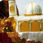 Cara Membuat Masjid dari Mukena dan Sajadah : Inspirasi Hantaran