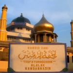 Mengupas Karpet Masjid Banjarmasin di Lima Masjid Besar