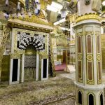 Fenomena Karpet Hijau di Masjid Nabawi